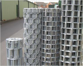 Grading Screens - in Galvanised or Stainless Steel Wire and Plastic