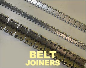 Belt Joiners, Belt Joining systems