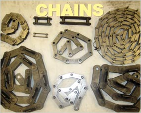 Chains for Conveyors