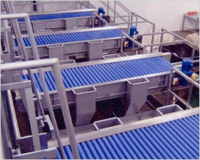 Multi system roller inspection tables - plastic or stainless steel rollers